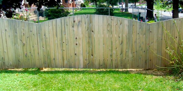 Northeast Fence & Iron Works Products - Wood