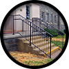 Northeast Fence & Iron Works - Railings Installed Image