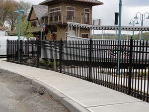 Northeast Fence & Iron Works - Ornamental Iron Fence Image