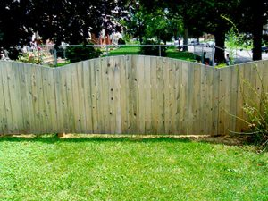 Northeast Fence & Iron Works - Wood Fence Products Image