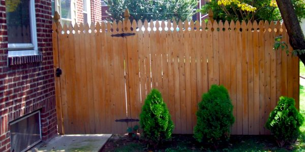 Northeast Fence & Iron Works Wood Fencing Products Image