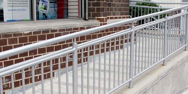 Northeast Fence & Iron Works Products - Railings Image