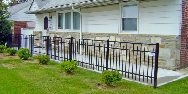 Northeast Fence & Iron Works - Aluminum fence products - image