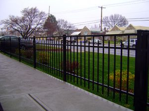 Aluminum Fence Products | Northeast Fence & Iron Works
