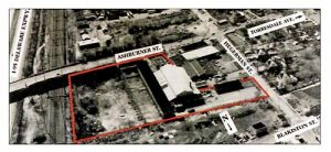 Northeast Fence & Iron Works - Fence Company - aerial image