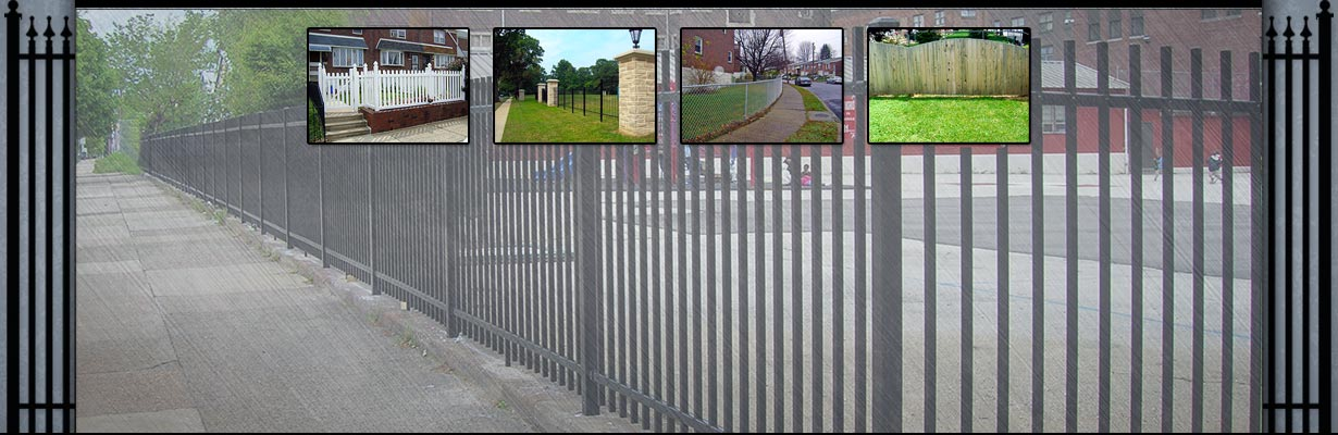 Northeast Fence & Iron Works - Fences Slide Image