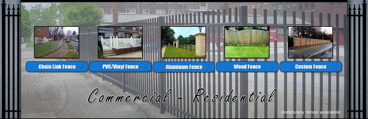 Northeast Fence & Iron Works - Fencing
