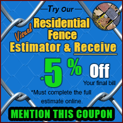 Northeast Fence & Iron Works - Coupon Image